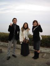 松本夫妻と